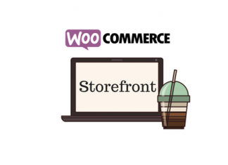 Storefront Child Theme