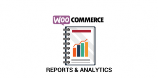 woocommerce use analytics data online store