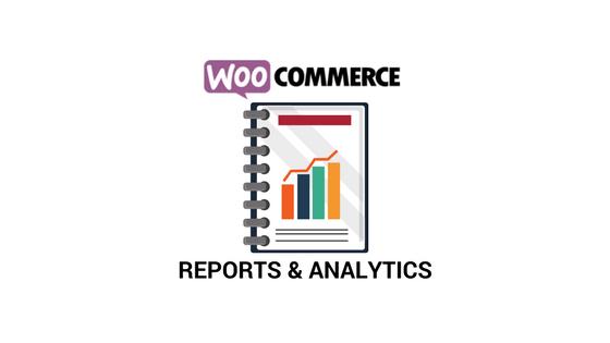 woocommerce use analytics data online store