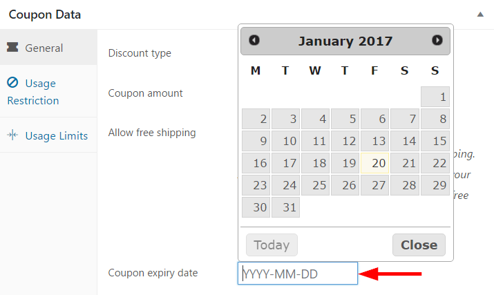 Woocommerce how to manage coupons on your store learnwoo fandeluxe Image collections