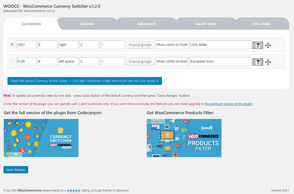 Best WooCommerce Currency Converter Plugins - LearnWoo