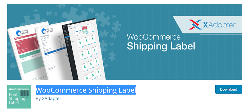 Generate and print customized shipping labels easily with this plugin
