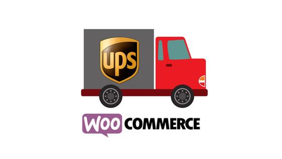 woocommerce plugin setup ups shipping