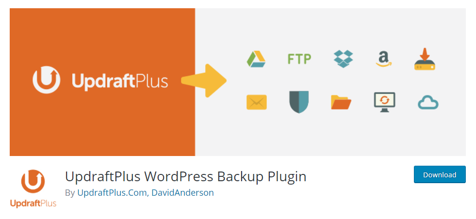 Scheduled backup with this plugin would save you from a lot of trouble