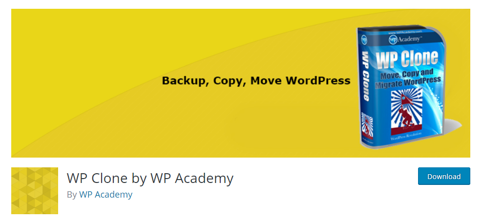 This is one of the fastest tools for WordPress migration, though not completely reliable