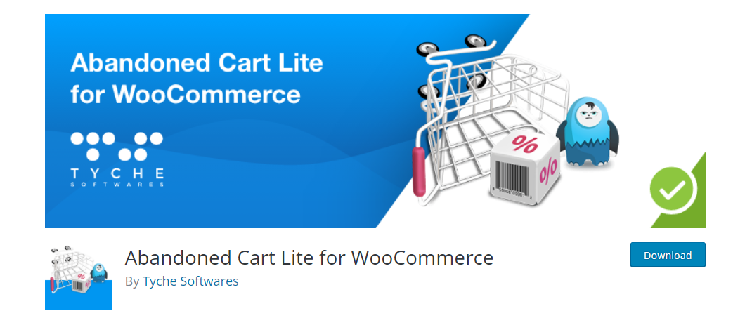 Sending well timed emails is a proven method to recover WooCommerce abandoned cart