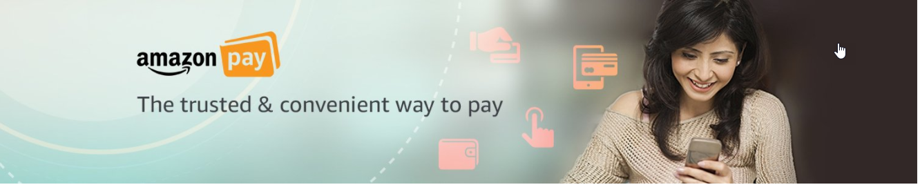 Many of your customers would love the option to pay using their Amazon accounts