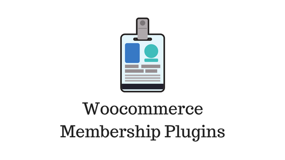 Header image for WooCommerce membership plugins