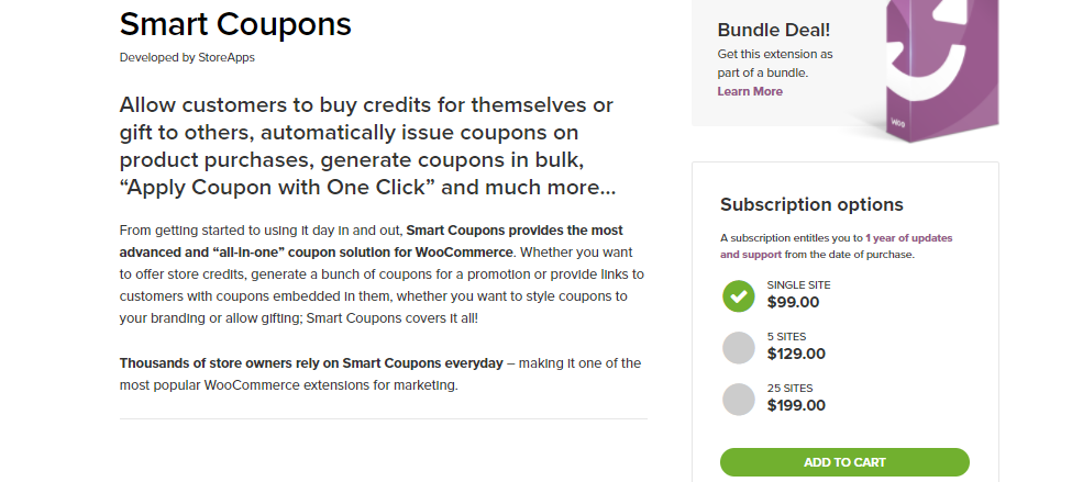 How to improve woocommerce coupon management learnwoo woocommerce smart coupons is a comprehensive solution to coupon management at your store fandeluxe Image collections