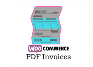 Header image for WooCommerce PDF Invoices