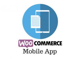 Header image for WooCommerce App