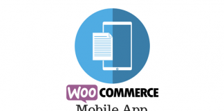 Header image for WooCommerce App