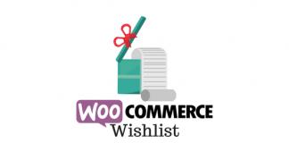 Header image for WooCommerce wishlist