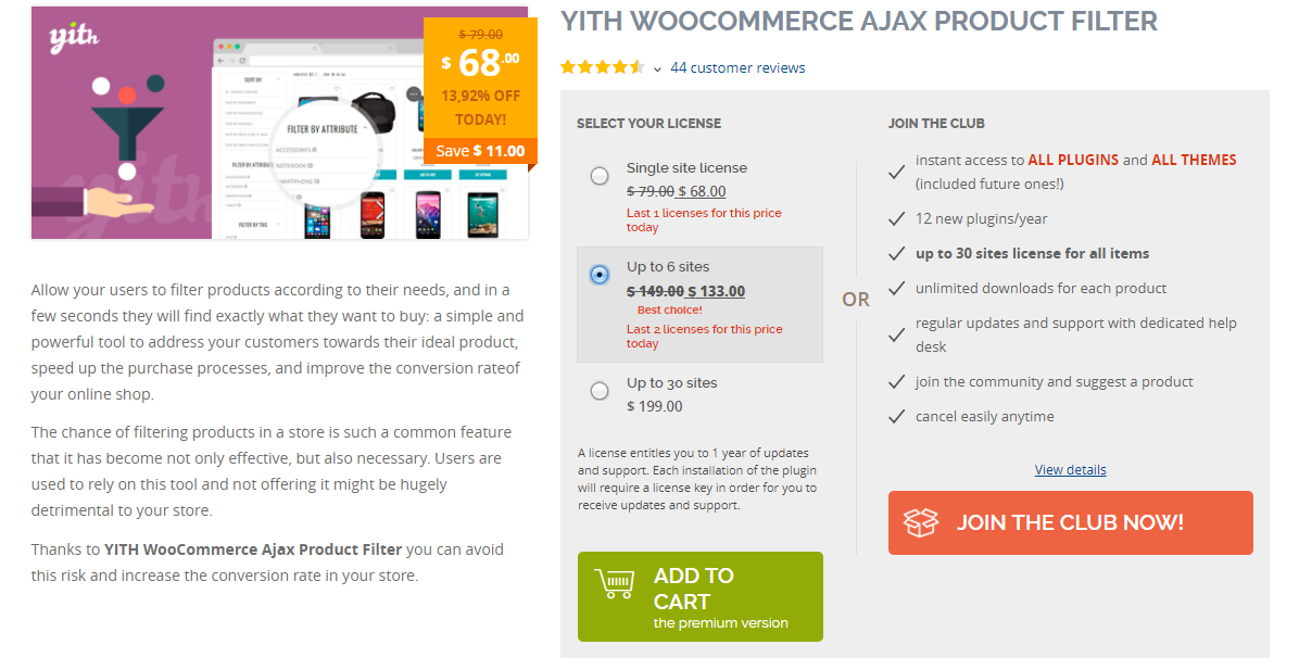 10 Best WooCommerce Product Filter Plugins for a Great User