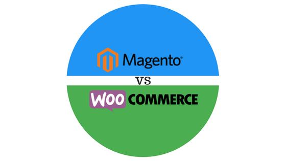 Header image for Magento vs WooCommerce