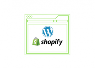 Header image for Shopify WordPress