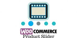 Header image for WooCommerce Product Slider