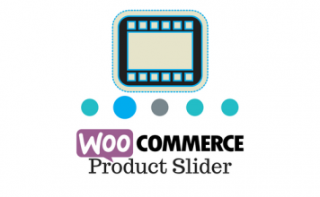 Header image for WooCommerce Product Slider