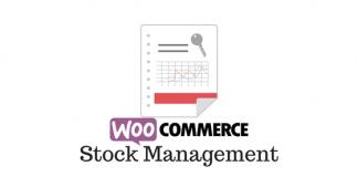 Header image for WooCommerce stock management