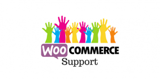 Header image for WooCommerce support