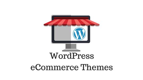 Header image for WordPress eCommerce themes