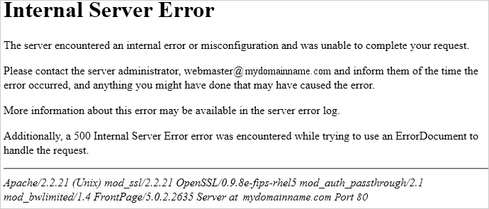 How to Fix Internal Server Error in WordPress - LearnWoo