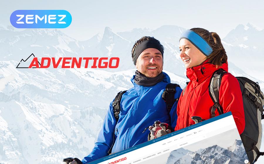 Adventigo - Sports & Travel WooCommerce Theme