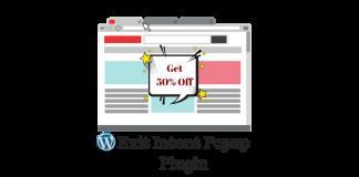 WordPress Exit Intent Popup plugin