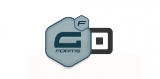 Square for gravity forms