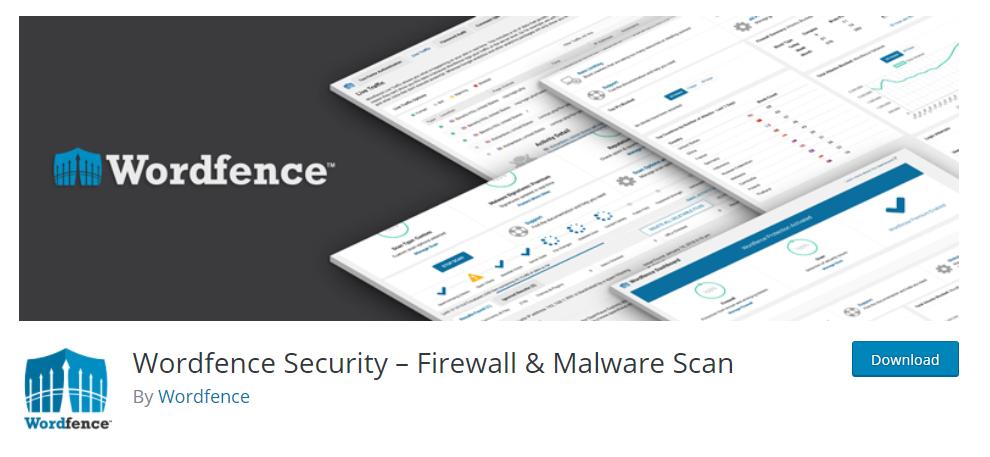 header image for Wordfence WordPress security plugin