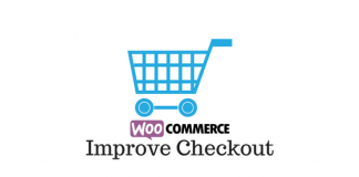 Header image for WooCommerce checkout