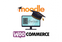 woocommerce integration for moodle