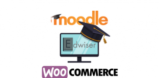 woocommerce integration for moodle