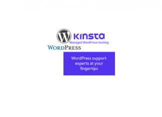 Header image for Kinsta, Managed WordPress Hosting Service Review