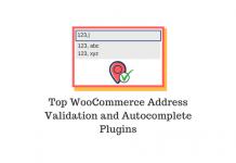 Top WooCommerce Address Validation and Autocomplete Plugins