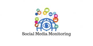 header image for social media monitoring